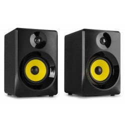 """SMN-30B Pareja de monitores de estudio activos 3"""" Vonyx"""