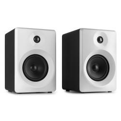 """SMN-40W Pareja de monitores de estudio activos 4"""" Vonyx"""