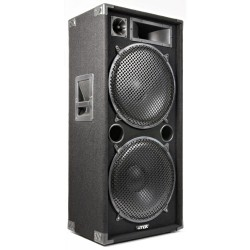 MAX-215 Bafle pasivo doble woofer