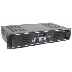 SKY-600B Amplificador de sonido 2x300W Skytec