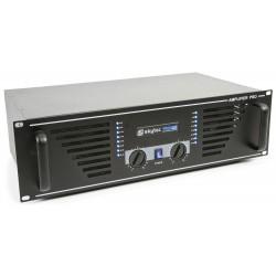 SKY-1000B Amplificador de sonido 2x500W Skytec