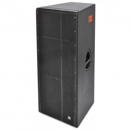 "PD-3215 Bafle PA 2x15"" 1000W Power Dynamics"