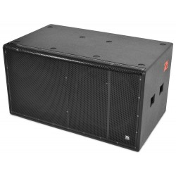 "PD-3218S Subwoofer PA 2x18"" 2000W Power Dynamics"