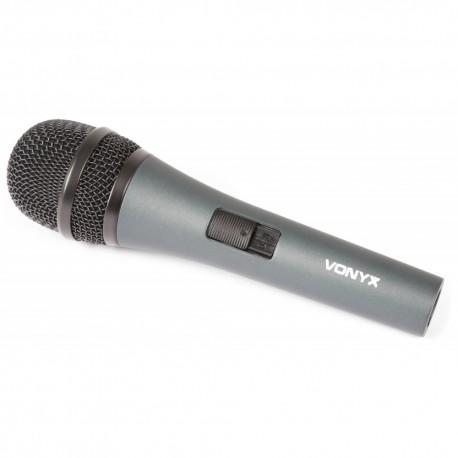 DM-825 Micrófono dinámico XLR Vonyx