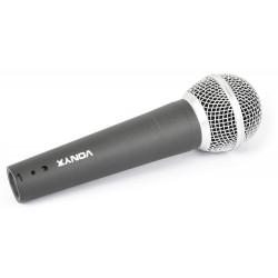 DM-597 Micrófono dinámico Vonyx 600 Ohms