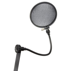 "PDS-M16 Pantalla antiviento 6"" para micrófono Power Dynamics"