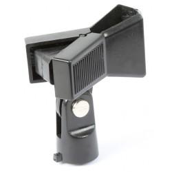 Soporte para micrófono con muelle Skytec