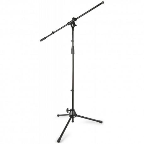 Pie de micrófono con pértiga 1'6 mts altura Skytec