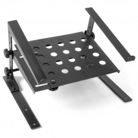 Soporte DJ para portátiles con bandeja Power Dynamics