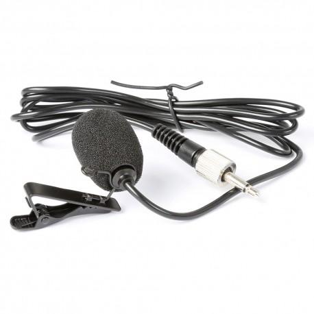 PDT-3 Micrófono de solapa Power Dynamics