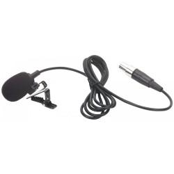 PDT-1 Micrófono de solapa mini XLR Power Dynamics