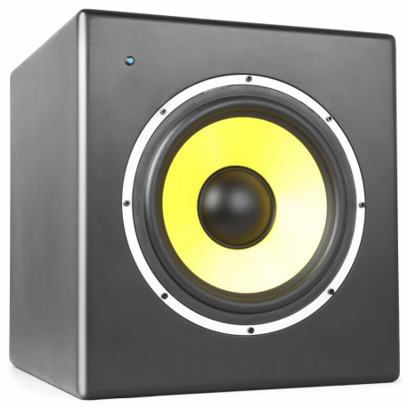 Galax 10S Monitor subwoofer de estudio Power Dynamics