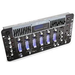 """STM-3006 Mezclador 6 canales 19"""" Skytec"""
