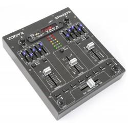 STM2270 Mezclador 4 canales con efectos SD/USB/MP3/BT Skytec