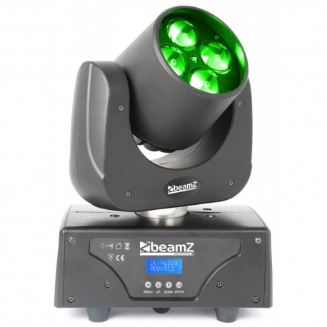 BeamZ Professional Razor500 cabeza móvil con lentes rotativas
