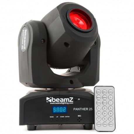 BeamZ Panther 25 cabeza móvil Led Spot