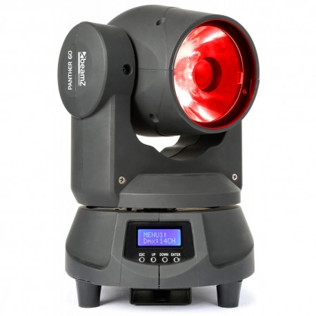 BeamZ Professional Panther 60 Rayo LED