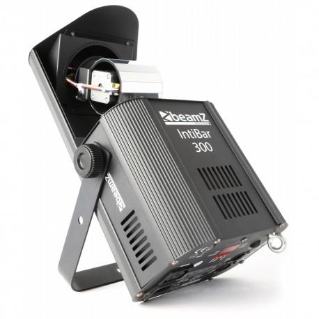 BeamZ Professional IntiBar300 barril 30W LED DMX con gobos