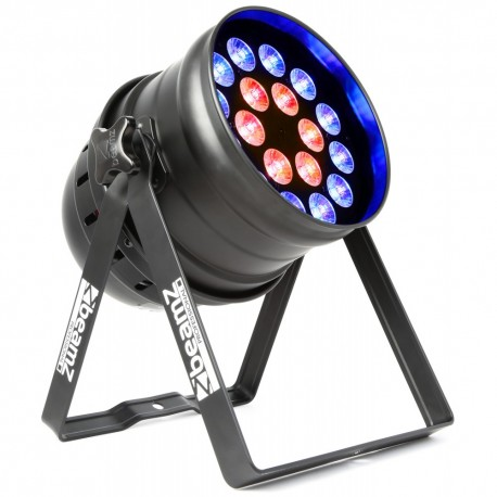 BeamZ Professional BPP210 LED PAR 64 18x12W 4-in-1 LEDs