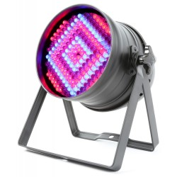 BeamZ LED PAR 64 176x10mm RGB LEDs