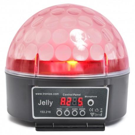 BeamZ Bola Magic Jelly DJ multicolor LED DMX