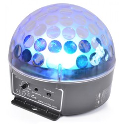 BeamZ Bola magic jelly DJ activado por música