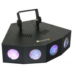 BeamZ Mini head moon 4 LED