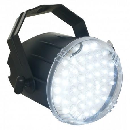 BeamZ Strobo LED blanco pequeño