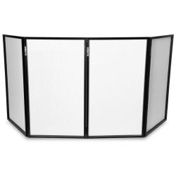 Vonyx Pantalla DJ plegable 120 x 70 (4 Paneles)