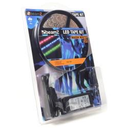 BeamZ Kit de cinta LED 5m blanco cálido 60 LEDs/m IP65