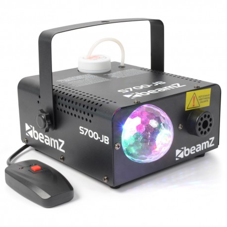 BeamZ S700-JB Máquina de humo + bola LED jelly