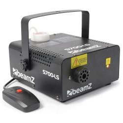 BeamZ S700-LS Máquina de humo + láser R/G