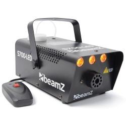 BeamZ S700-LED Máquina de humo con efecto llama