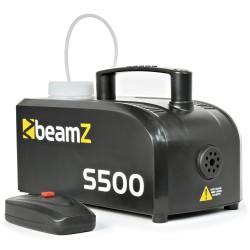 BeamZ S500 Máquina de humo incluye líquido de humo