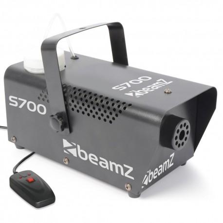 BeamZ S700 Máquina de humo incluye líquido de humo