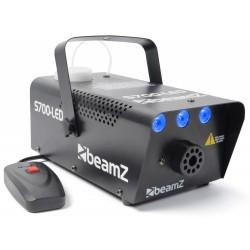 BeamZ S700LED Máquina de humo con efecto hielo