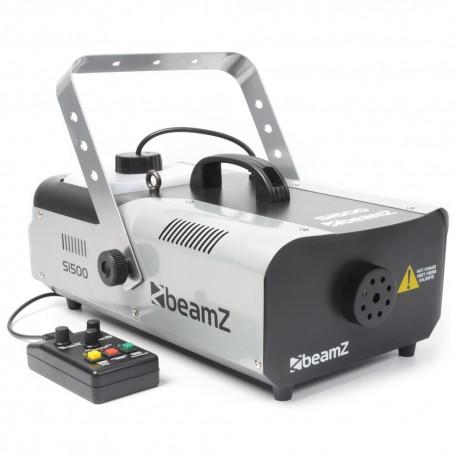 BeamZ S1500 Máquina de humo DMX con temporizador