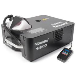 BeamZ S1800 Máquina de humo DMX horizontal/vertical