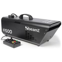 BeamZ F1500 Máquina de niebla con DMX y temporizador