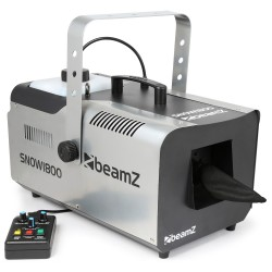 BeamZ SNOW1800 Máquina de nieve