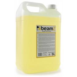 BeamZ Líquido de humo ECO amarillo claro, 5 litros