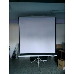 Proyector 5500 LU + pantalla