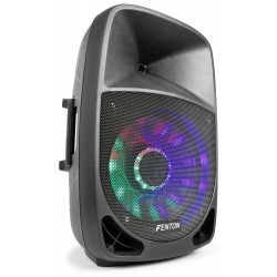FT-1500A Bafle activo 15'' MP3/BT/LED Fenton