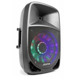 FT-1200A Bafle activo 12'' MP3/BT/LED Fenton