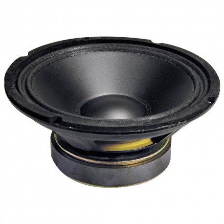 Fenton Woofer HI-FI cono PP con borde de gomaespuma, 20cm (8), 125W rms, 8 Ohm