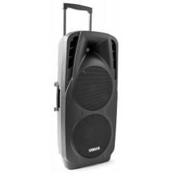 """SPX-PA9210 Sistema portátil de sonido ABS 2 x 10"""" Vonyx"""