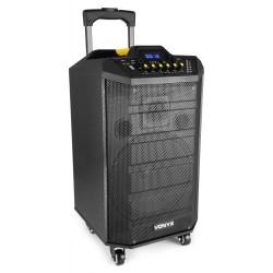 VPS-10 Sistema portátil de sonido 10'' con bluetooth Vonyx