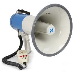 MEG-060 Megáfono 60W USB/SD sirena, micrófono Vonyx