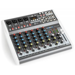 VMM-K802 Mezclador de directo 8 canales con DSP Vonyx