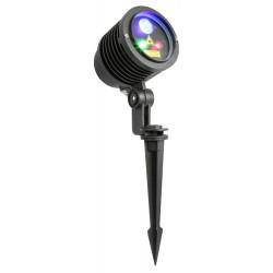 BeamZ Láser IP65 para exterior multipunto RG LED 3W RGB IRC